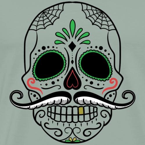 Sugar Skull - Men's Premium T-Shirt