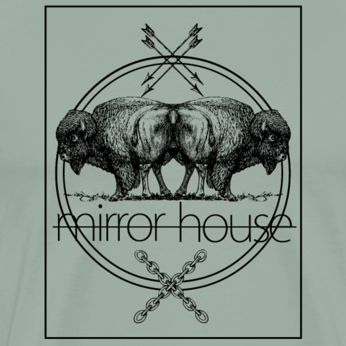 Mirror House - Men's Premium T-Shirt