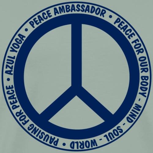 Peace Ambassador - Men's Premium T-Shirt