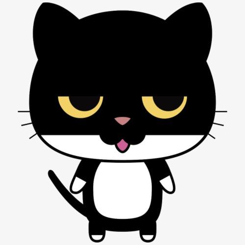 Black Cat 3 - Men's Premium T-Shirt