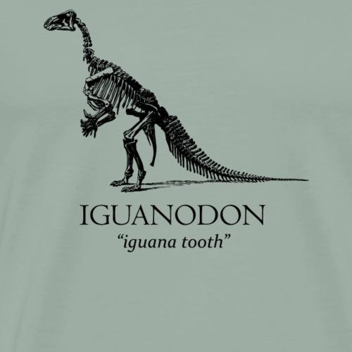 Iguanodon - Men's Premium T-Shirt