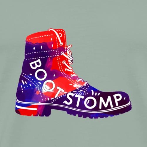 BootStomp - Men's Premium T-Shirt