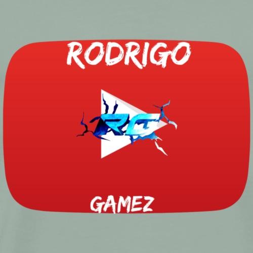 Rodrigo Gamez YT - Men's Premium T-Shirt