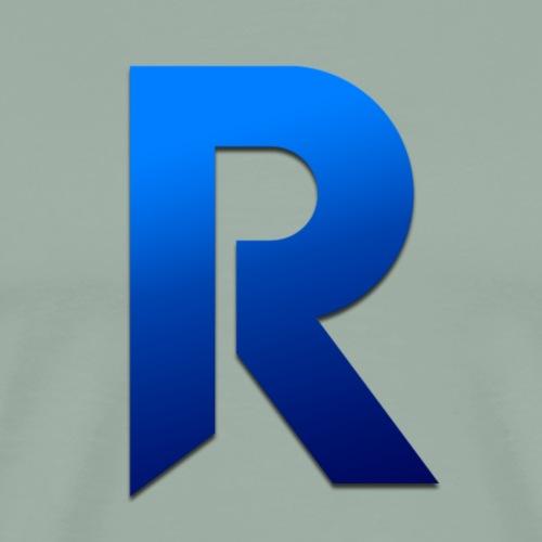 Reclaimer R Blue - Men's Premium T-Shirt