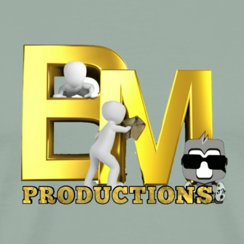 BM PRODUCTIONS - Men's Premium T-Shirt