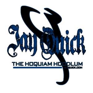 Jay Quick Logo - Men's Premium T-Shirt