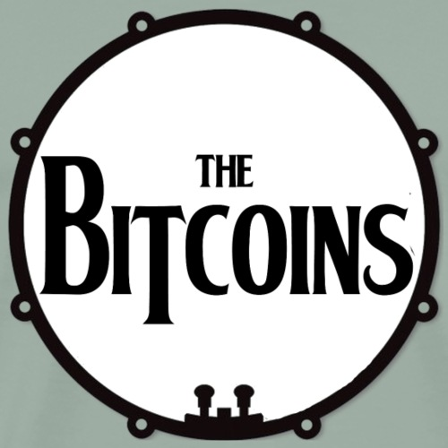 The Bitcoins - Men's Premium T-Shirt