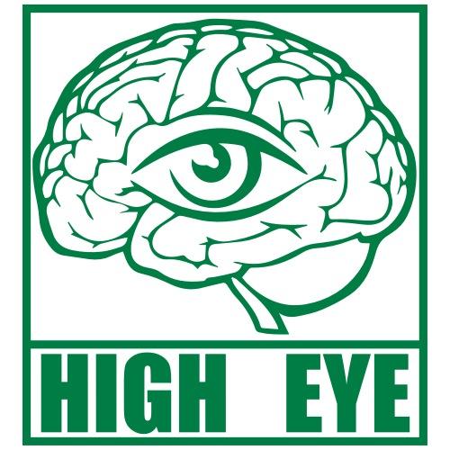 HIGH EYE - Men's Premium T-Shirt