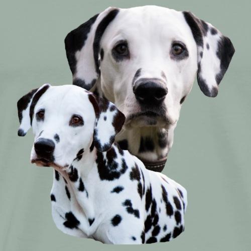 Dalmatian,Dog,Dog Lovers,Dogs,Dog love,dog owner - Men's Premium T-Shirt