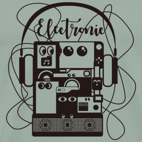 Electronic items - Men's Premium T-Shirt