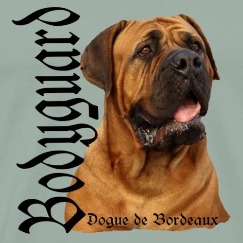 Dog Bodyguard,Dog,Dog Lovers,Dogs,Dogs - Men's Premium T-Shirt