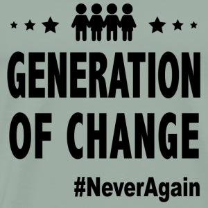 Generation Of Change - Men's Premium T-Shirt