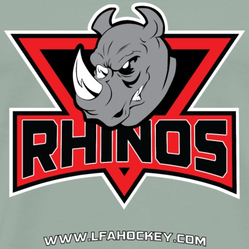 Rhinos - Men's Premium T-Shirt