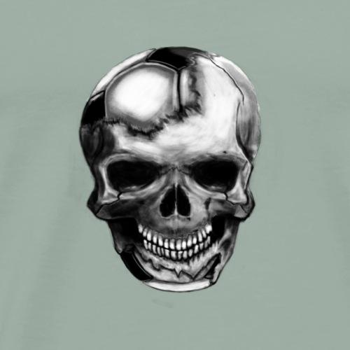 Skull and ball blend - Men's Premium T-Shirt
