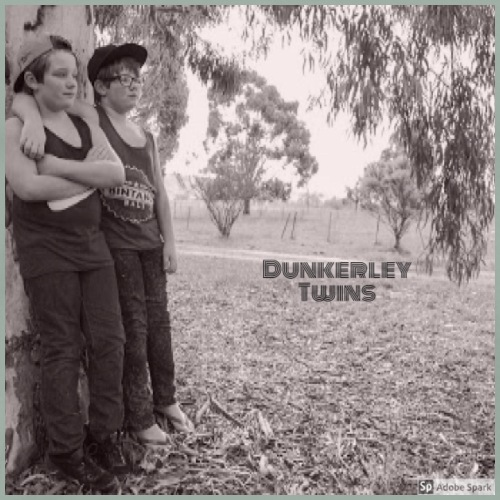 dunkerley twins - Men's Premium T-Shirt