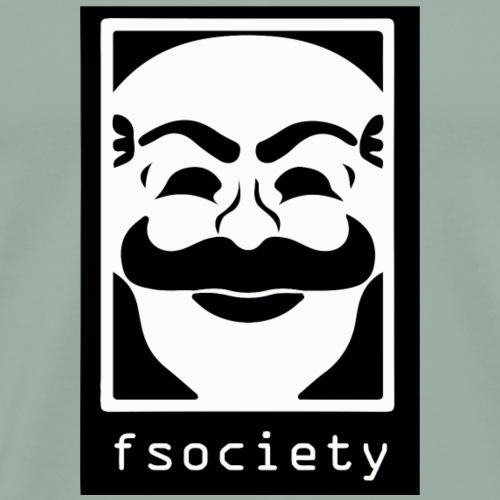 FSociety - Men's Premium T-Shirt