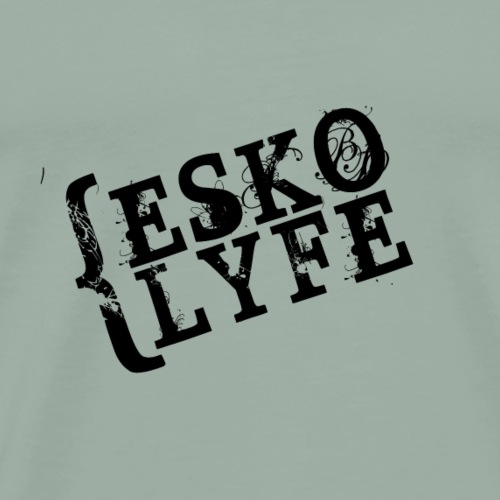 EL Black 1 - Men's Premium T-Shirt