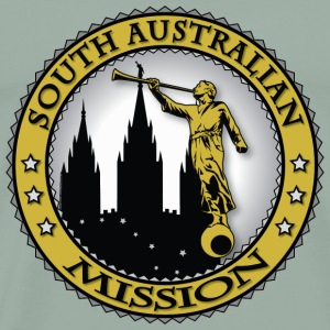 South Australian Mission - LDS Mission Classic - Men's Premium T-Shirt