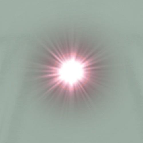 Firework Particle Redish - Men's Premium T-Shirt
