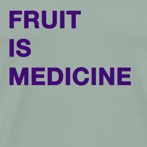 Fruit is Medicine - Men's Premium T-Shirt