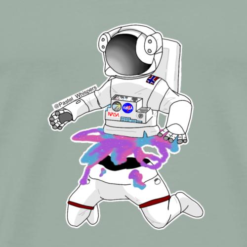 Space Junk - Men's Premium T-Shirt