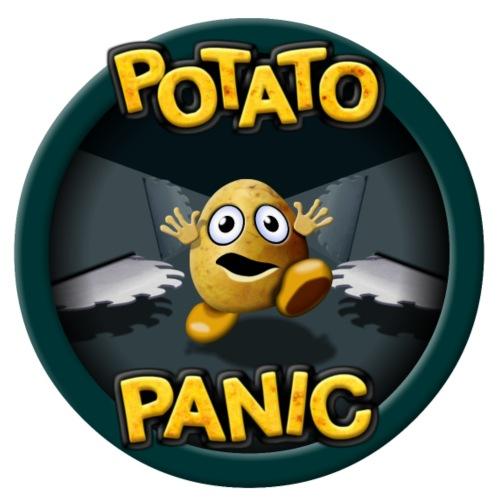 Potato Panic - Men's Premium T-Shirt