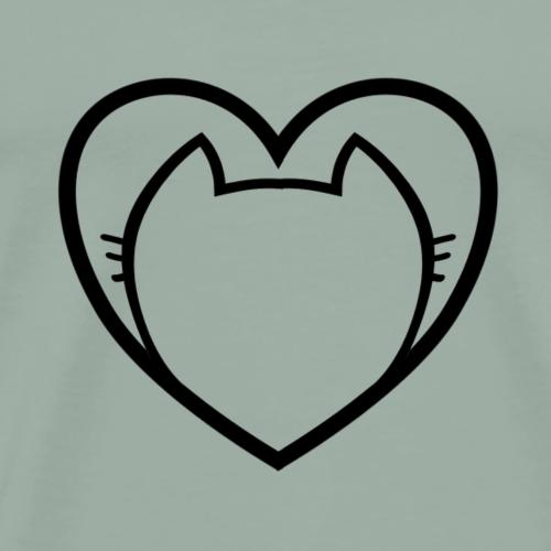 KittenPrideSymbol - Men's Premium T-Shirt