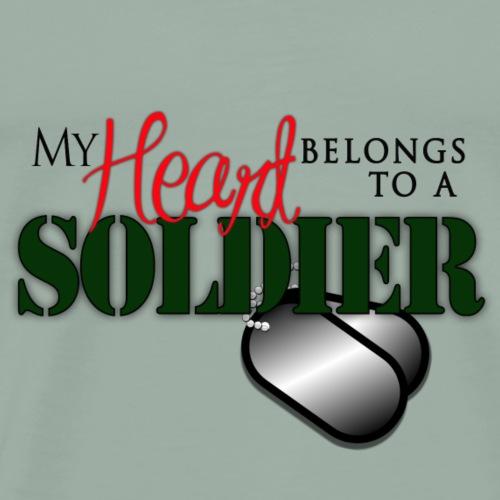 US Military T-Shirts : Army Family Shirts - Men's Premium T-Shirt