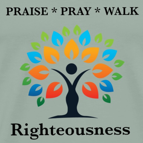 Righteousness - Men's Premium T-Shirt