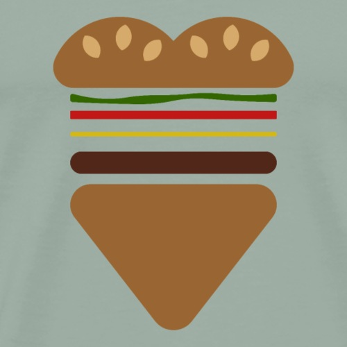 LoveBurger Tee - Men's Premium T-Shirt