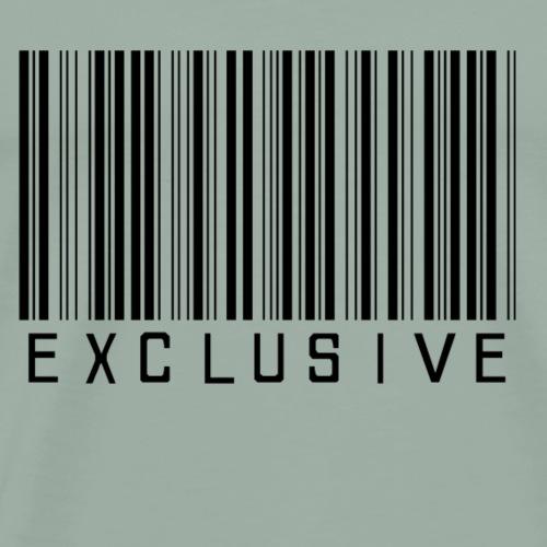 Exclusive Black - Men's Premium T-Shirt