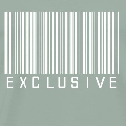 Exclusive White - Men's Premium T-Shirt