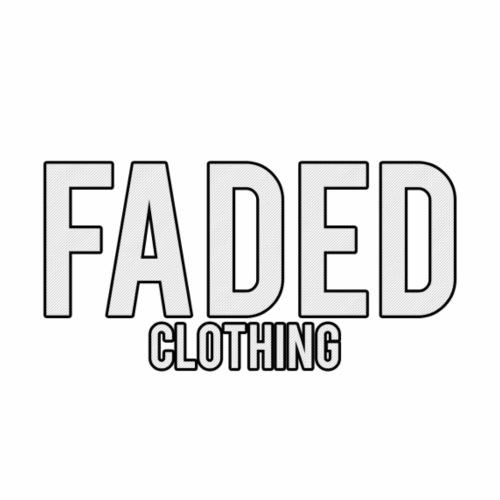 Faded Clothing Logo - Men's Premium T-Shirt
