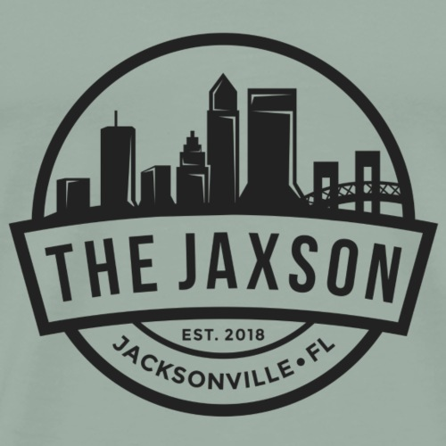 The Jaxson - Men's Premium T-Shirt