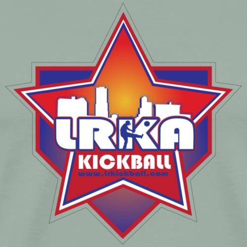 Star and City LRKA - Men's Premium T-Shirt
