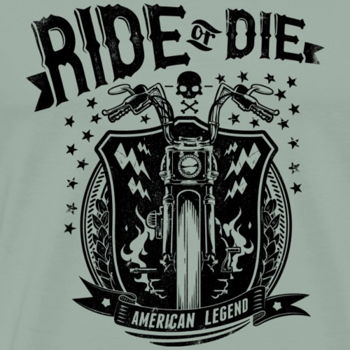 Ride or Die! - Men's Premium T-Shirt