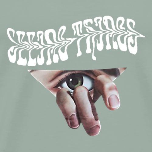 seeing trippies - Men's Premium T-Shirt