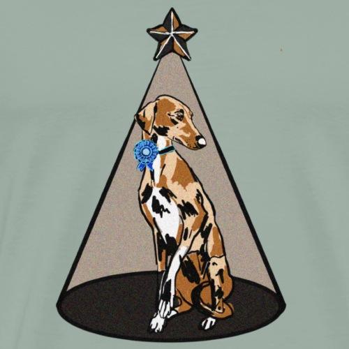 Azawakh In The Spotlight - Men's Premium T-Shirt