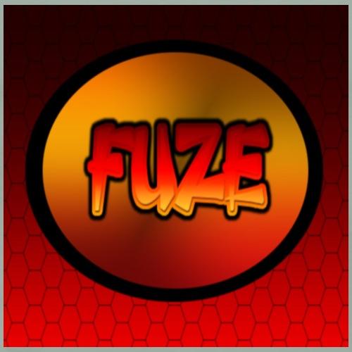 Original Fuze Gaming logo - Men's Premium T-Shirt