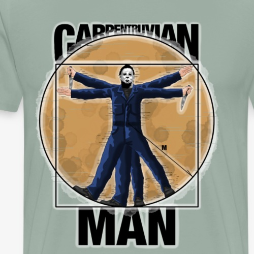 Carpentruvian Man - Men's Premium T-Shirt
