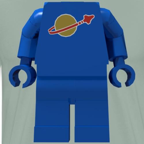 Classic Spaceman - Men's Premium T-Shirt