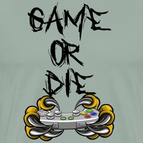 Game or Die - Men's Premium T-Shirt