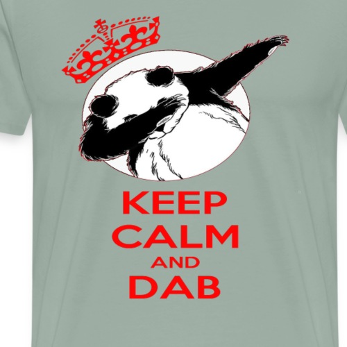 LIMITED EDITION - PANDA DAB - Men's Premium T-Shirt