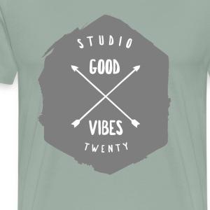 Goodvibes - Men's Premium T-Shirt