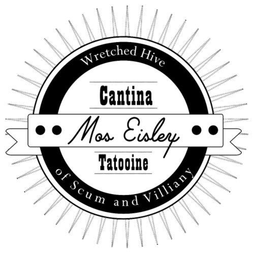 Mos Eisley Cantina - Men's Premium T-Shirt