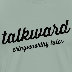 Talkward logo - Men's Premium T-Shirt