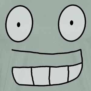 Bentonville Sentient Face - Men's Premium T-Shirt