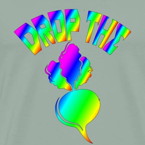 drop the beat - Men's Premium T-Shirt