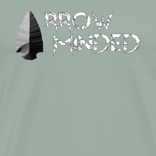 Arrow Minded - Men's Premium T-Shirt