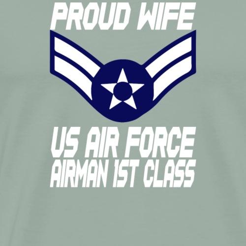 1 AIR - Men's Premium T-Shirt